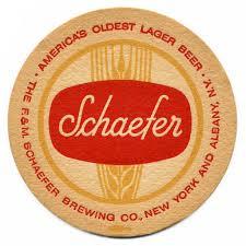 Schaefer Coaster
