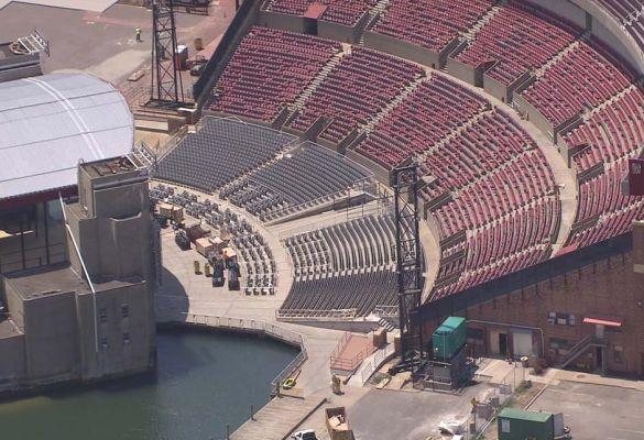 Best Stadium Seats Nikon Jones Beach Theater