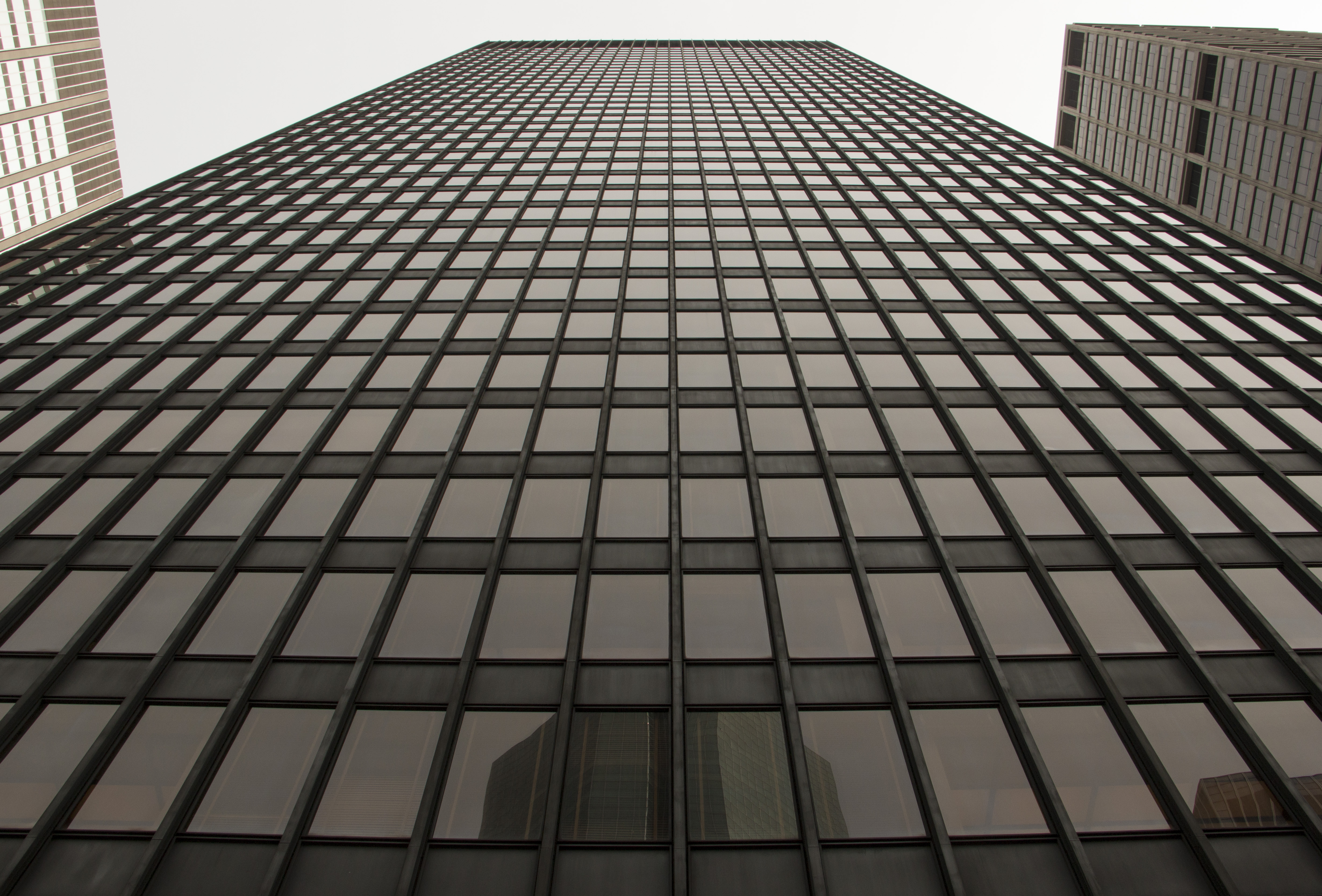 Seagram building curtain wall construction for Seagram building ppt